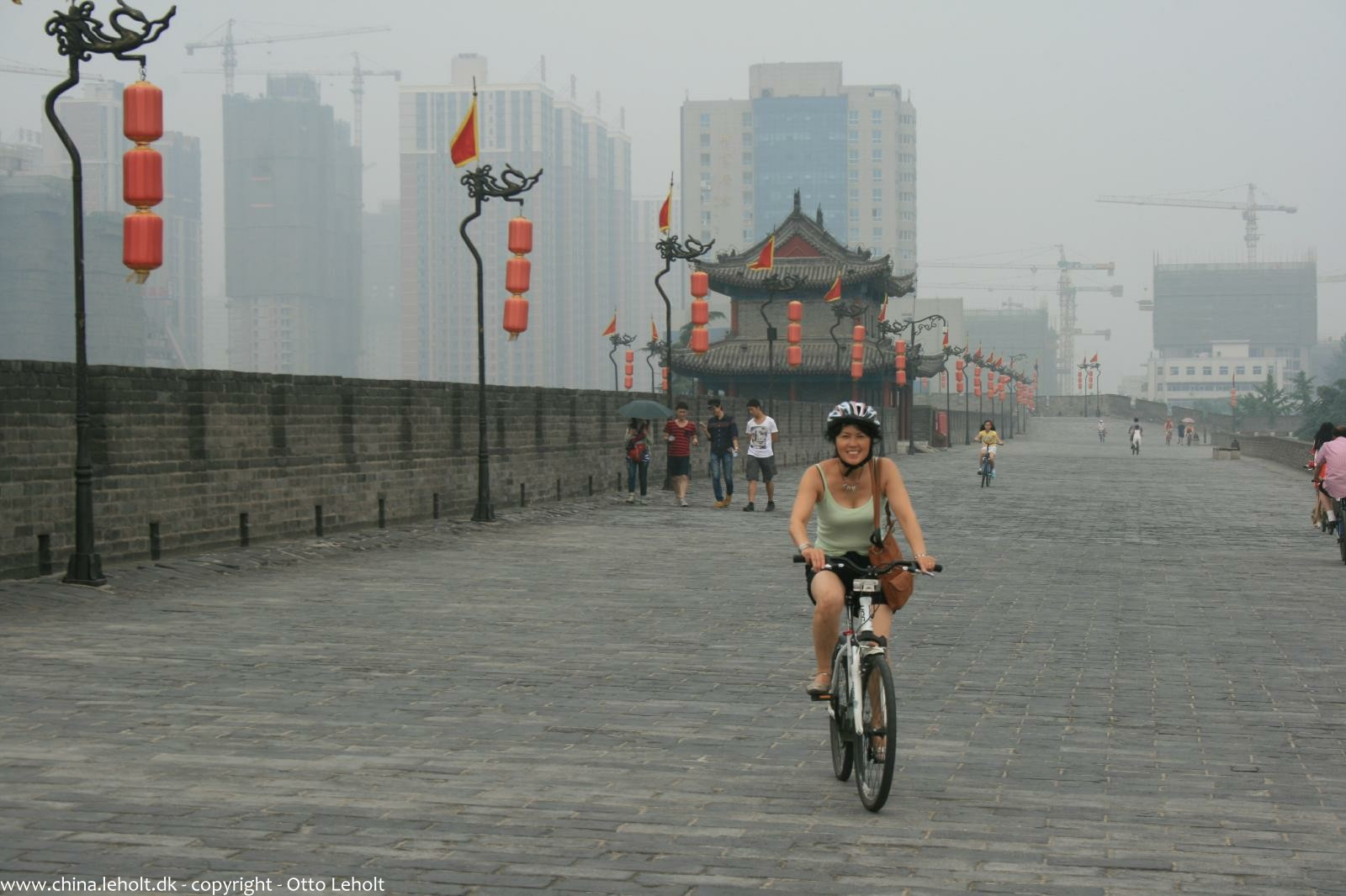 Pictures from China by Otto Leholt &copy